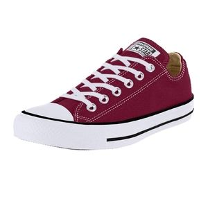 Maroon Chuck Taylor All Star Low Top